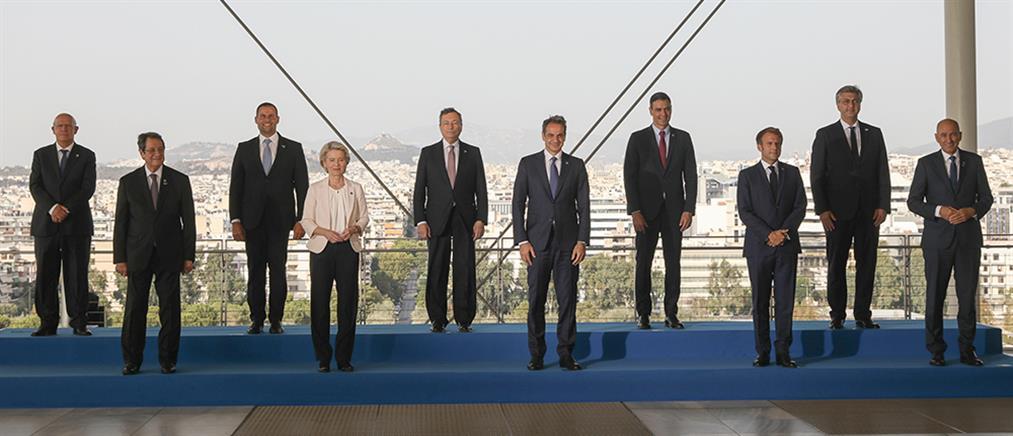 EUMED 9: H διακήρυξη για την κλιματική αλλαγή