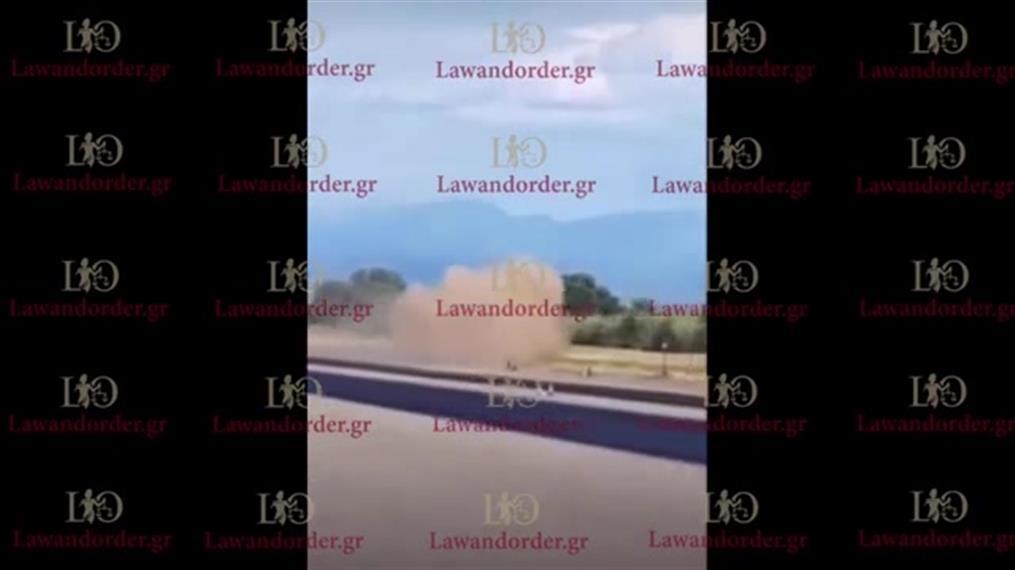 Δυστύχημα σε αγώνα Dragster στο Αγρίνιο
