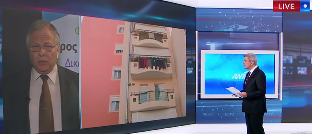 Ο Κώστας Γιαννόπουλος στον ΑΝΤ1 για την τραγωδία με το 2,5 ετών αγοράκι (βίντεο)