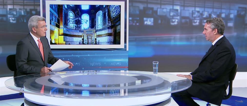 Δικηγόρος Οικουμενικού Πατριαρχείου: ανησυχώ για την ασφάλεια όσων ζουν στην Τουρκία (βίντεο)