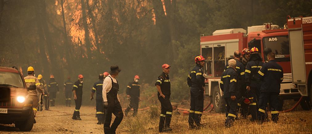 Πυροσβεστική Υπηρεσία: 56 δασικές πυρκαγιές μέσα σε μια μέρα!