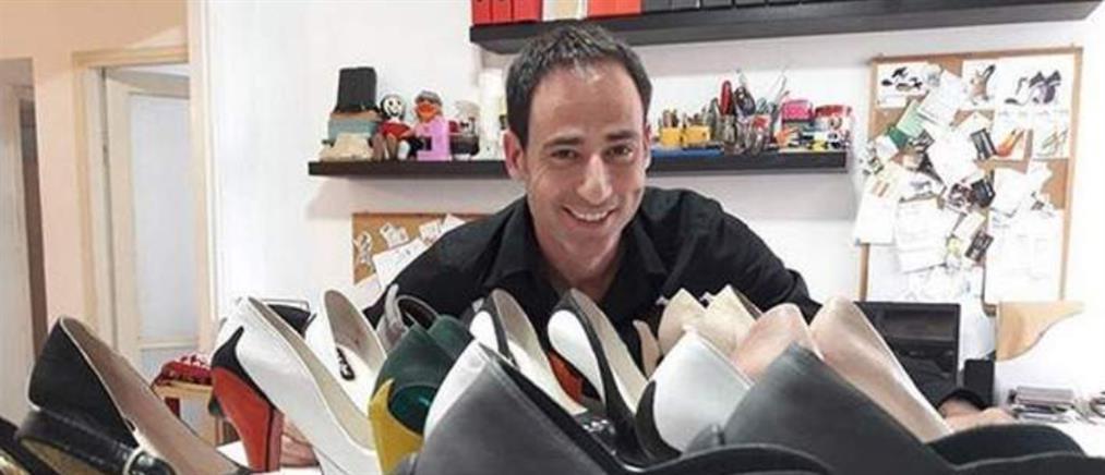 Παπούτσια εμπνευσμένα από… τσαρούχι με την υπογραφή Κόμπι Λεβί