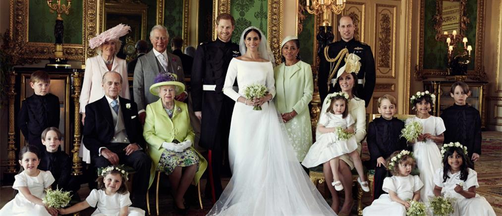 Η επίσημη φωτογράφιση του πριγκιπικού ζεύγους Χάρι-Μέγκαν (εικόνες)