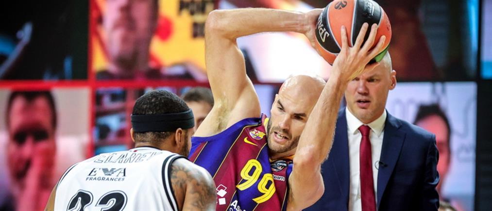 "Euroleague: Η Μπαρτσελόνα ""λύγισε"" την Αρμάνι και προκρίθηκε στον τελικό"