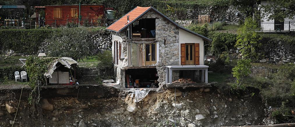 Φονικές πλημμύρες στις Άλπεις (εικόνες)