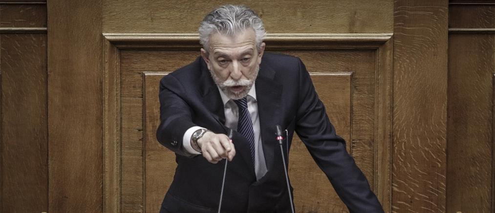Αποστάσεις Κοντονή από τη γραμμή ΣΥΡΙΖΑ για τη συνταγματική αναθεώρηση