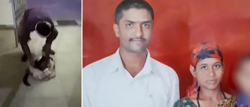 Αποκεφάλισε τη γυναίκα του και παραδόθηκε στην Αστυνομία με το κεφάλι της σε μία σακούλα (βίντεο)
