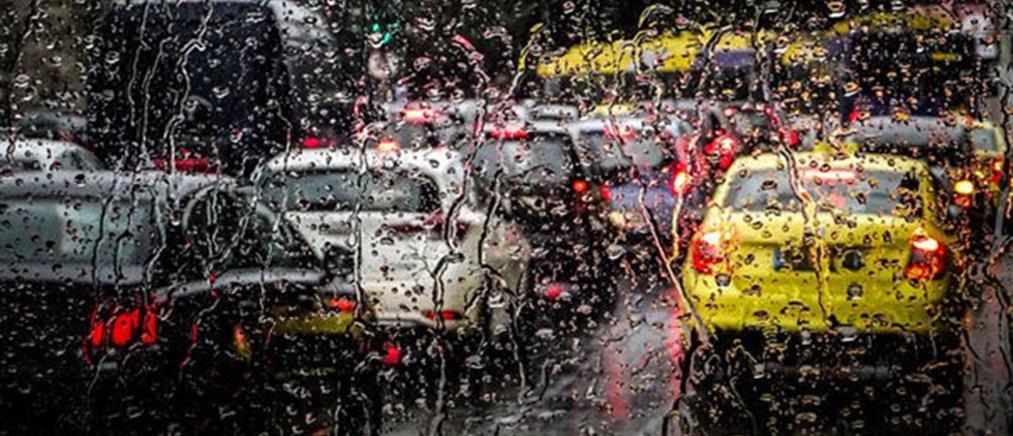 Βροχερός και τη Δευτέρα ο καιρός