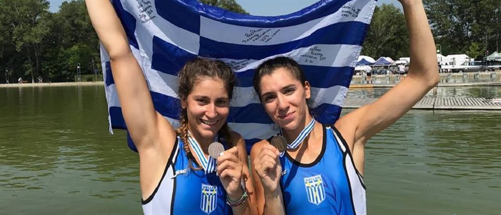 Δύο χάλκινα μετάλλια για τα ελληνικά κουπιά στο Παγκόσμιο Πρωτάθλημα