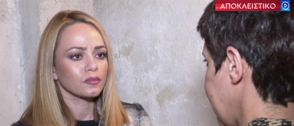 """Αποκλειστικό ΑΝΤ1: Θύμα των """"δράκων"""" των ιερόδουλων μιλά για τον εφιάλτη που έζησε (βίντεο)"""