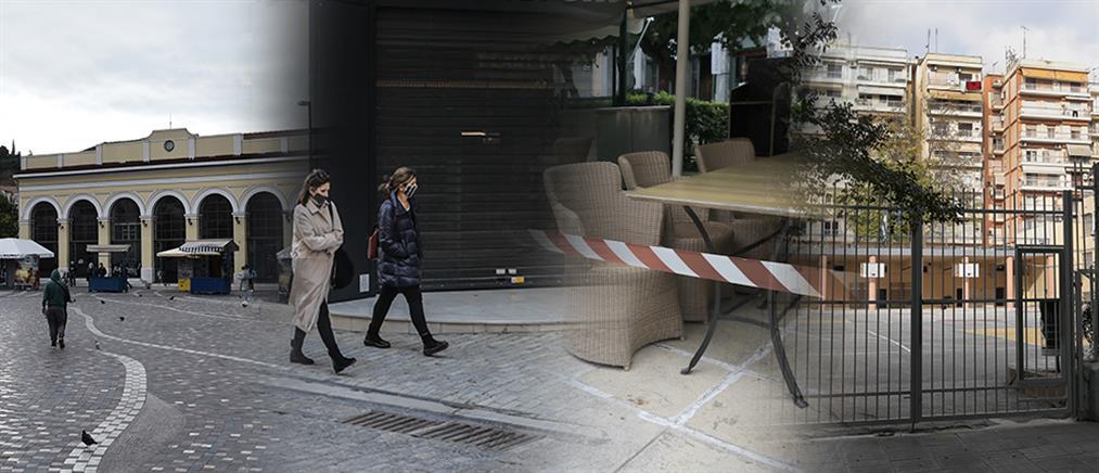 Κορονοϊός: Σενάρια για νέα μέτρα φέρνει η μετάλλαξη