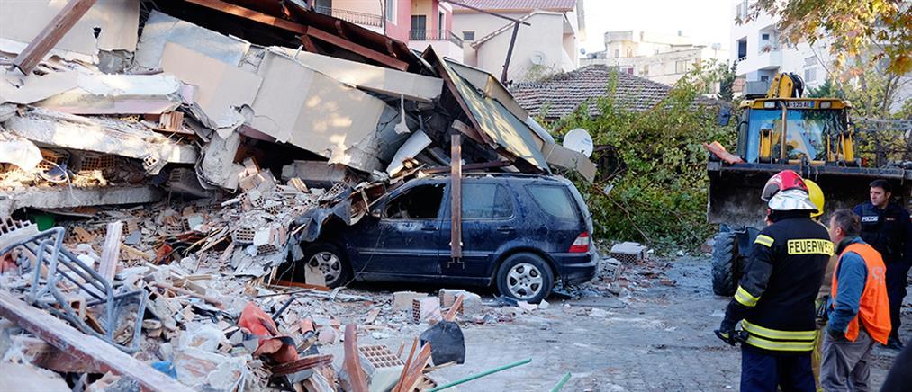 Σεισμός στην Αλβανία: μεγαλώνει ο τραγικός απολογισμός (εικόνες)