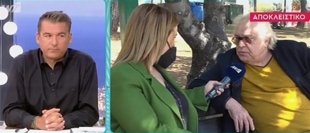 """Ο Μεγακλής Βιντιάδης στο """"Πρωινό"""" για την Ελένη Μενεγάκη (βίντεο)"""