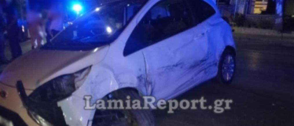 Λαμία: Μεθυσμένος οδηγός σκόρπισε τον πανικό (εικόνες)