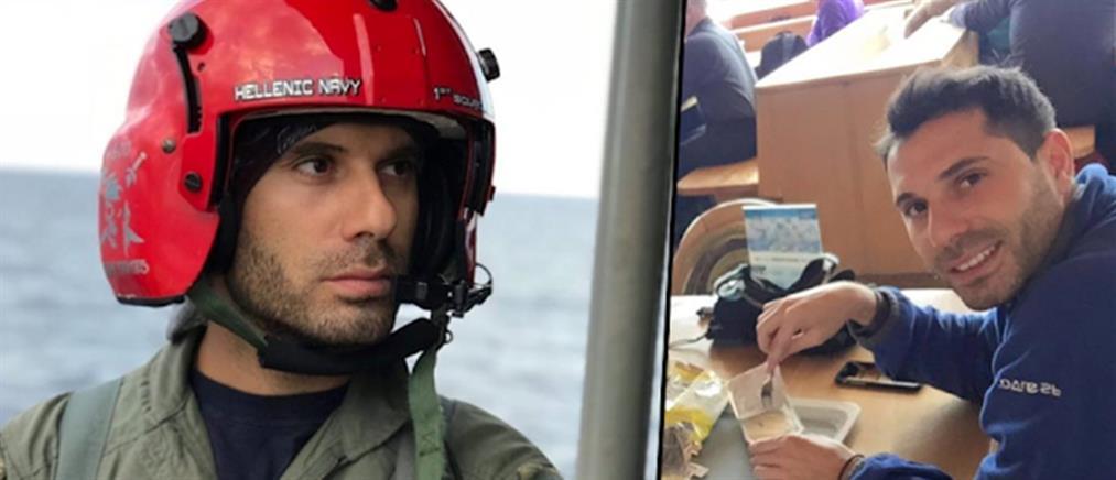 Θρήνος για τον νεαρό αξιωματικό του Πολεμικού Ναυτικού