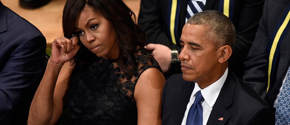 Έκκληση Ομπάμα για συμφιλίωση μετά το μακελειό στο Ντάλας