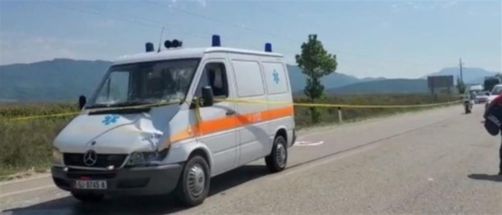 Ασθενοφόρο παρέσυρε και σκότωσε 10χρονο αγόρι