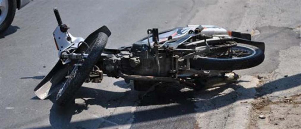 Νεκρός νεαρός μοτοσικλετιστής σε τροχαίο