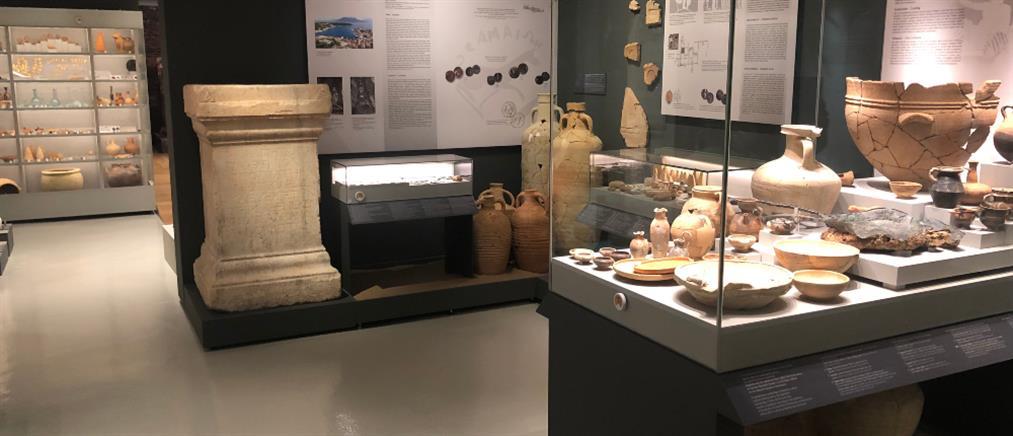Κεφαλονιά – Αρχαιολογική Συλλογή Σάμης: Εγκαίνια από τη Λίνα Μενδώνη