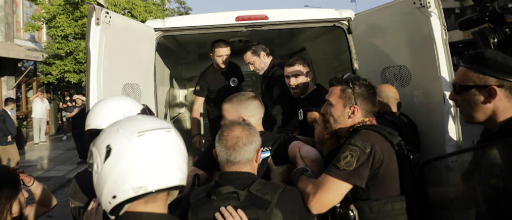 Ένταση πριν την ομιλία Τσίπρα στην Θεσσαλονίκη (βίντεο)