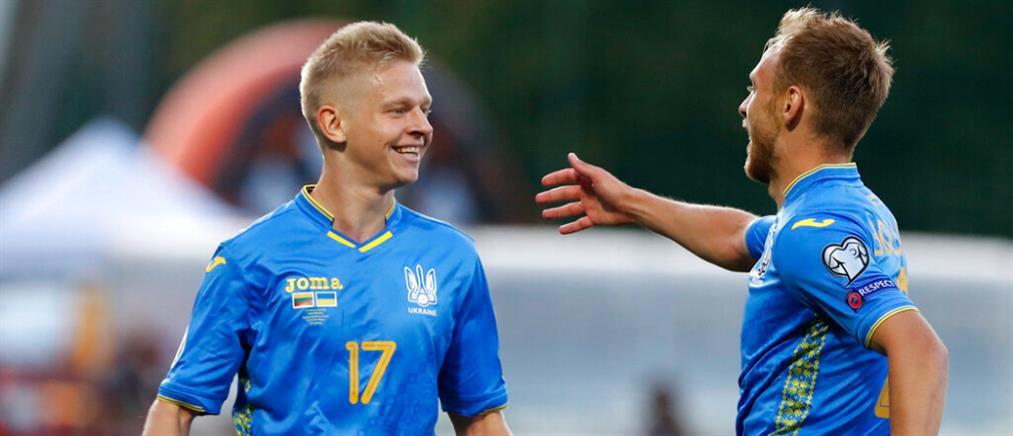 Euro 2020 - Ουκρανία: Ο Σεβτσένκο ανακοίνωσε την αποστολή