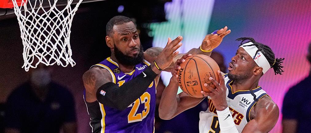 NBA: η μεγάλη επιστροφή των Λέικερς