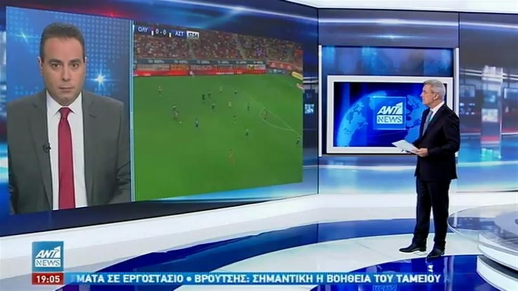 Κρούσματα κορονοϊού στο ποδόσφαιρο