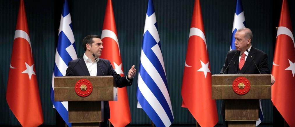 Η αποτίμηση του ΥΠΕΞ για την επίσκεψη Τσίπρα στην Τουρκία και οι αντιδράσεις