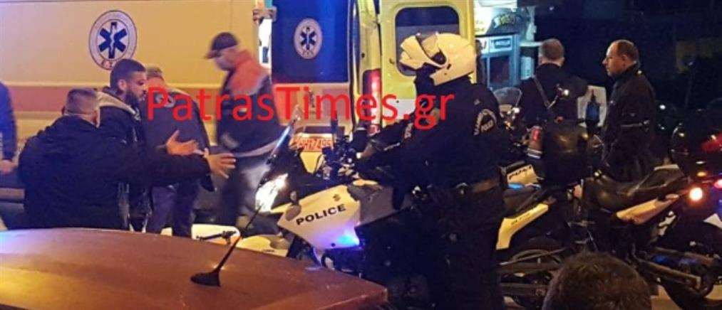 Πυροβολισμοί στο κέντρο της Πάτρας (βίντεο)