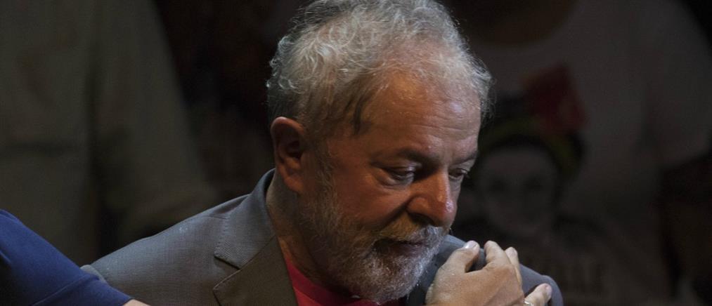 Ο φυλακισμένος Λούλα ζητά άδεια να παραστεί στην κηδεία του 7χρονου εγγονού του
