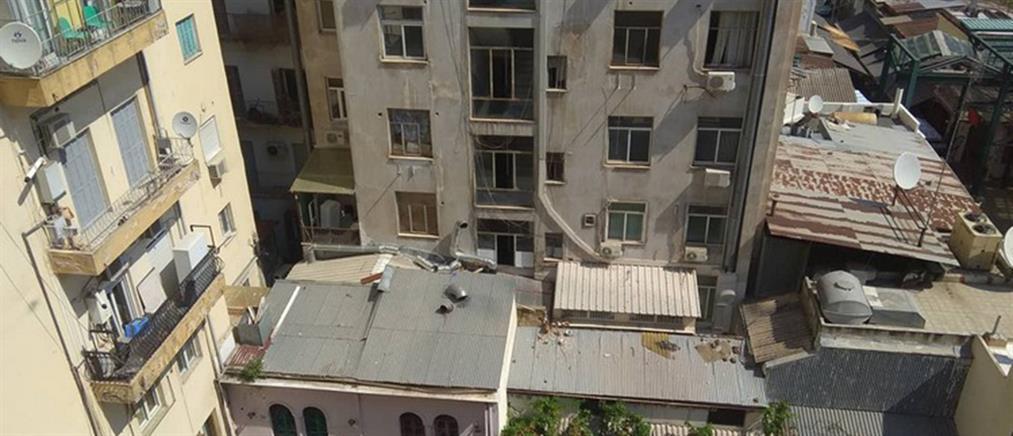 Διαρρήκτης έπεσε στο κενό από τον πέμπτο όροφο