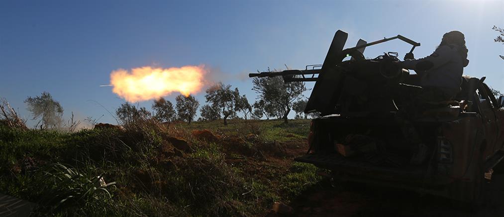 Εκκλήσεις για κατάπαυση του πυρός στην Ιντλίμπ