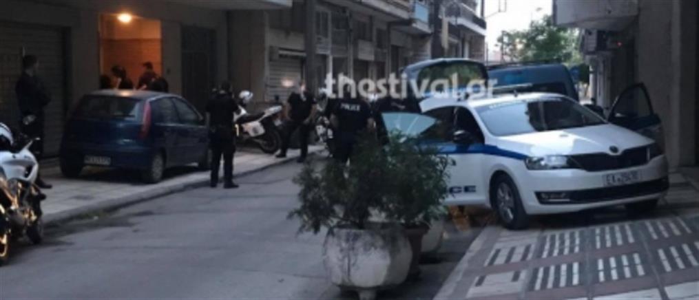 Μαχαιρώματα στο κέντρο της Θεσσαλονίκης (βίντεο)