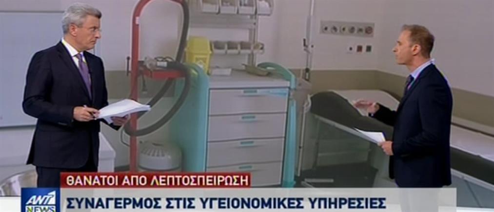 Θάνατοι από λεπτοσπείρωση στην Έδεσσα (βίντεο)