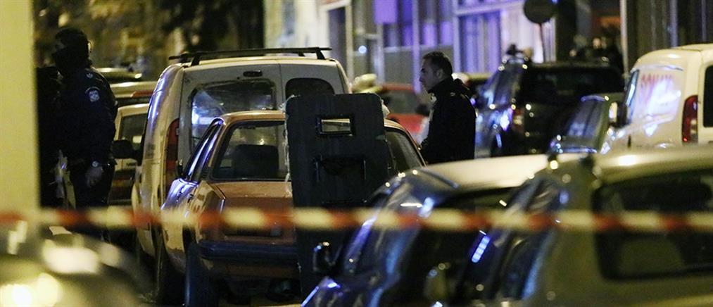 Συνελήφθη ο ένοπλος που ταμπουρώθηκε σε διαμέρισμα (εικόνες)