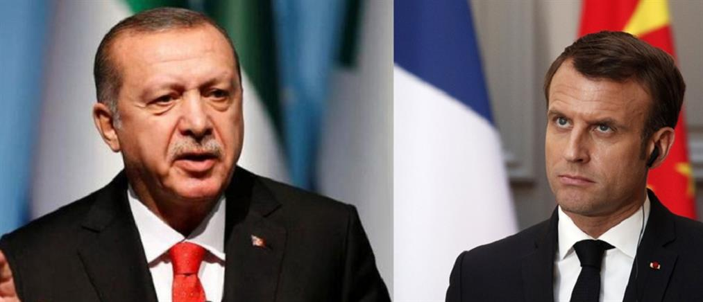Ερντογάν: ο Μακρόν είναι ατζαμής και δεν ξέρει