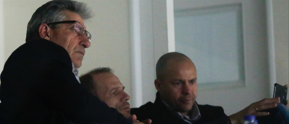 Μπασινάς και Γιαννακόπουλος... στα βήματα του Αναστασιάδη