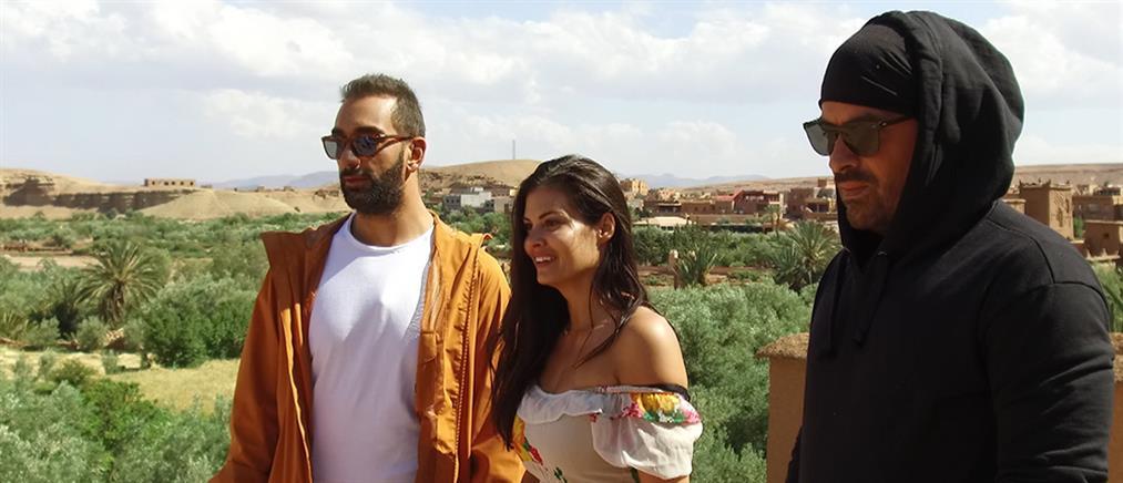 Celebrity Travel: Η περιπέτεια στο εξωτικό Μαρόκο συνεχίζεται (εικόνες)
