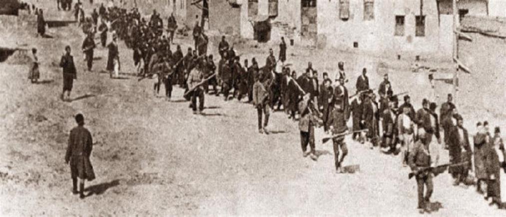 Ο Αντώνης Σαμαράς και η αναγνώριση της γενοκτονίας των Αρμενίων