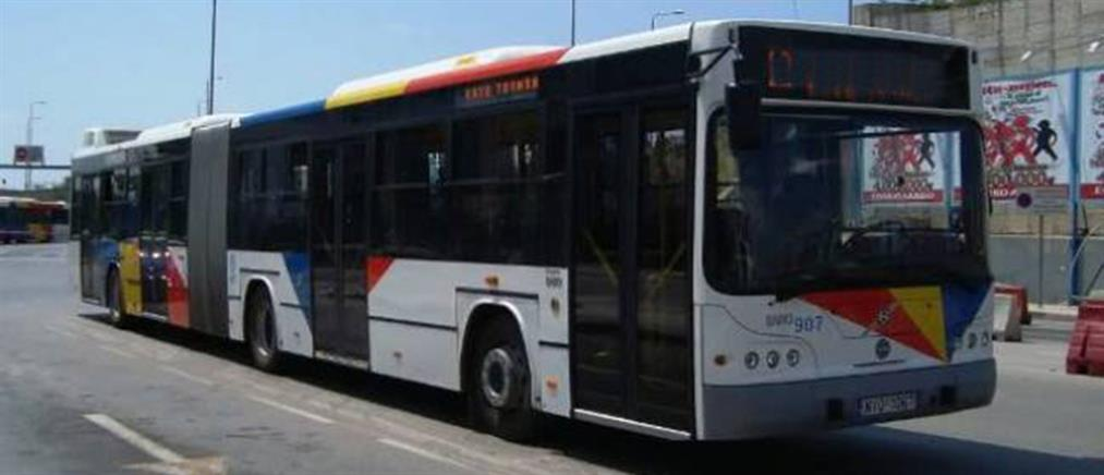 Καταδικάστηκε επιβάτης που έσπασε τζάμι λεωφορείου του ΟΑΣΘ