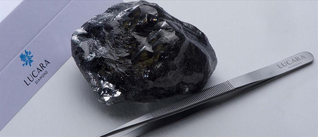Βρέθηκε το δεύτερο μεγαλύτερο διαμάντι του κόσμου