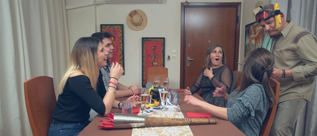 """""""Κάτι Ψήνεται"""": τρεις γυναίκες και δύο άνδρες στρώνουν τραπέζι (εικόνες)"""