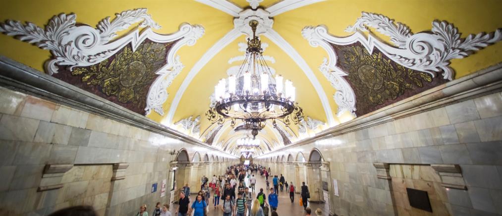 Μόσχα: Το ομορφότερο μετρό του κόσμου έγινε 86 ετών (εικόνες)