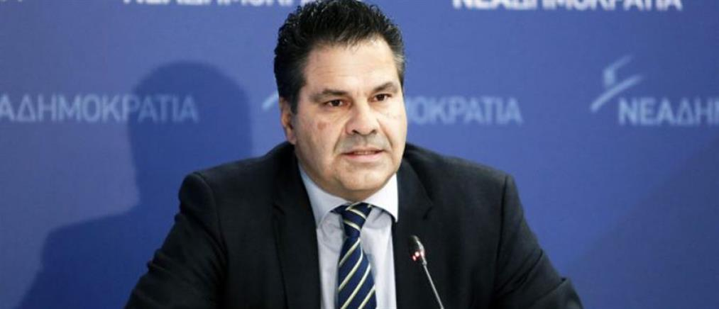 Νέος Γραμματέας της Πολιτικής Επιτροπής της ΝΔ ο Γιώργος Στεργίου