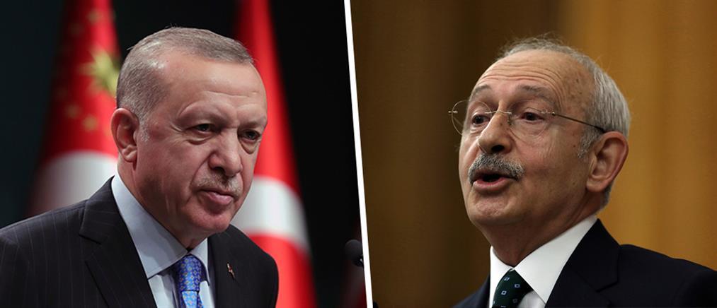 Αγωγή Ερντογάν κατά του Κιλιτσντάρογλου