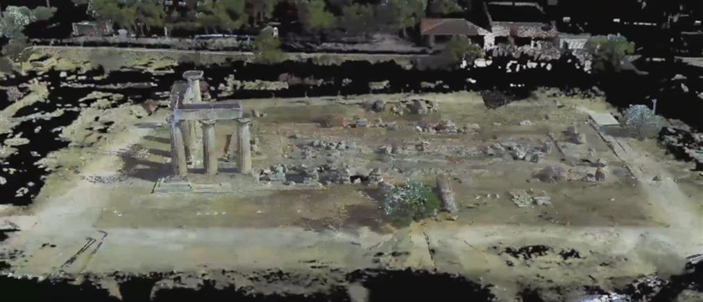 Εντυπωσιακό: Τρισδιάστατο ταξίδι στην Αρχαία Κόρινθο (βίντεο)
