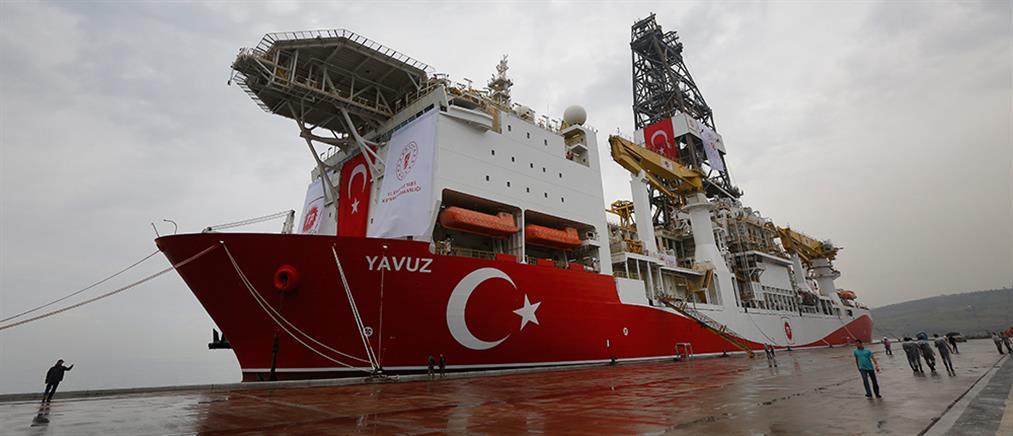 Κομισιόν: ικανοποίηση για την αποχώρηση του Γιαβούζ από την κυπριακή ΑΟΖ