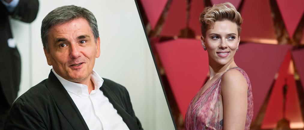 Τσακαλώτος: ο Μητσοτάκης θέλει 2%  πλεόνασμα κι εγώ την Σκάρλετ Γιόχανσον!