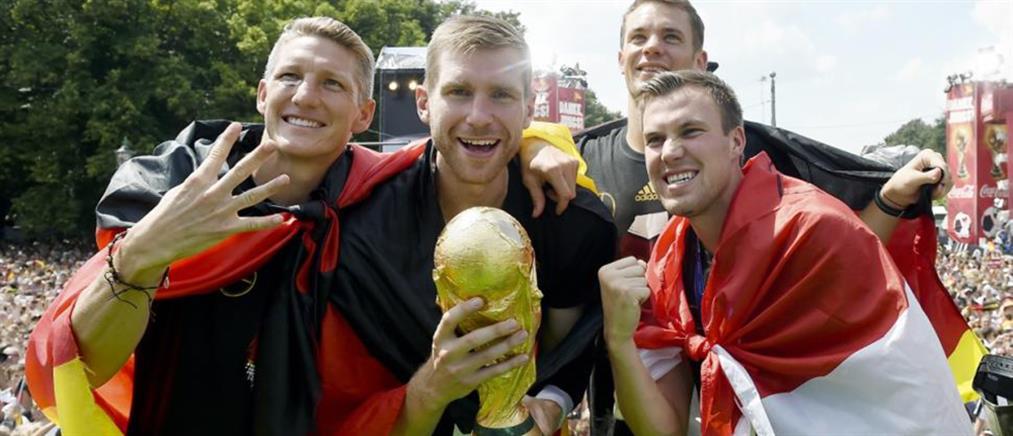 Τα «πάντσερ» έσπασαν το Παγκόσμιο Κύπελλο