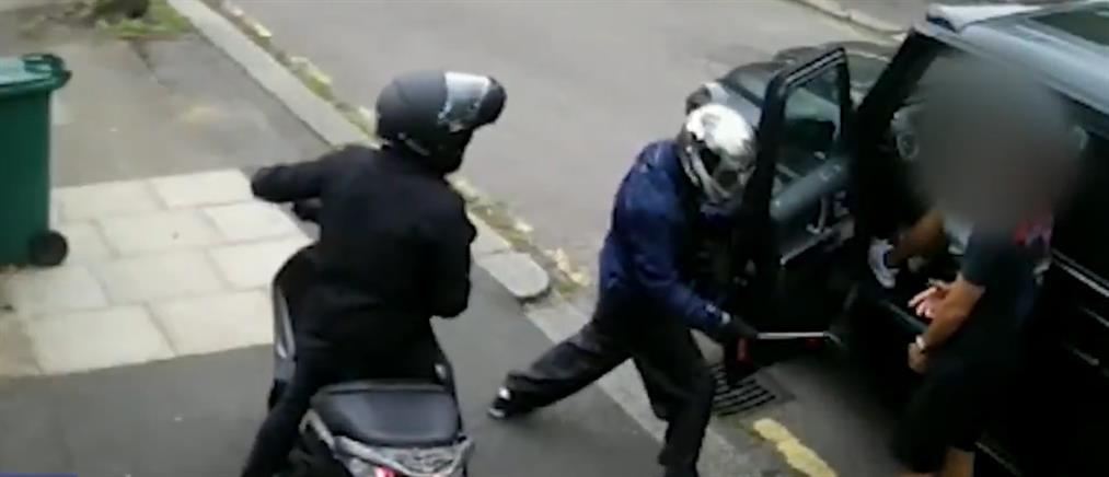 Νέο βίντεο ντοκουμέντο από την απόπειρα ληστείας στους Οζίλ – Κολάσινατς
